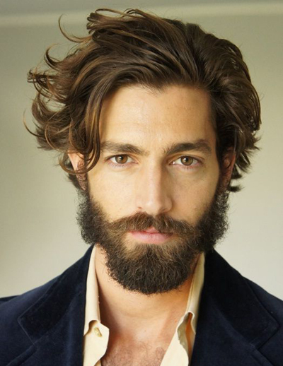 Astounding Basic Foundation To Growing A Great Beard Beard Manly Short Hairstyles Gunalazisus