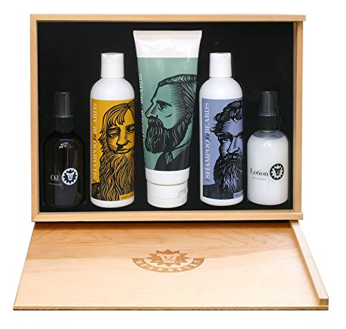 7 beard grooming kits every man would love. Black Bedroom Furniture Sets. Home Design Ideas
