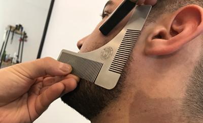 Beard Grooming Shape Tool