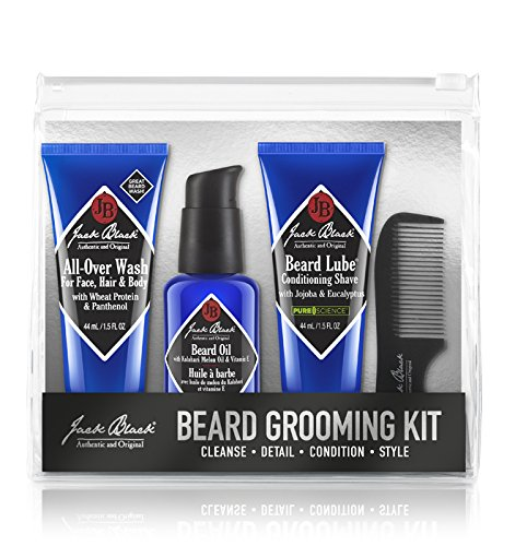 10 beard grooming kits every man would love beard manly. Black Bedroom Furniture Sets. Home Design Ideas