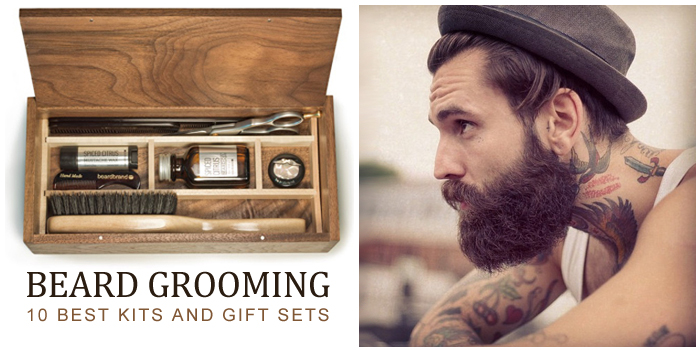 7 Beard Grooming Kits Every Man Would - Beard Manly