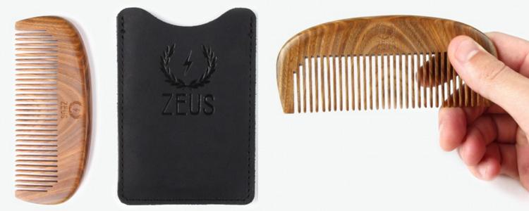 Sandalwood Beard Comb: Your Beard Demands Better Quality